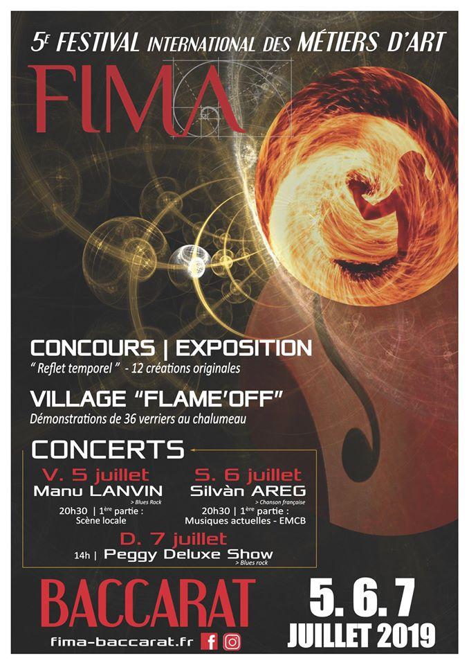 Affiche FIMA 2019