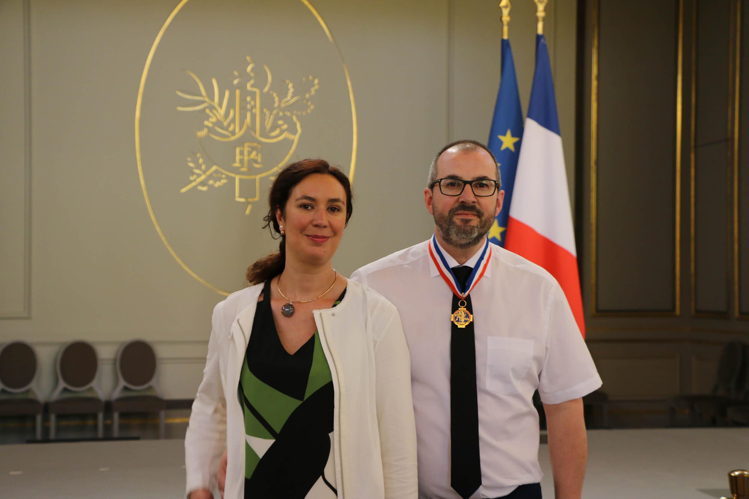 Frédéric & Stéphanie Demoisson